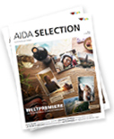 AIDA Selection Magazin (AIDA Selection Magazin - Ausgabe Herbst 2016)