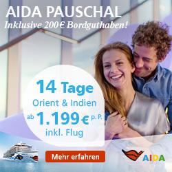 AIDA Pauschal
