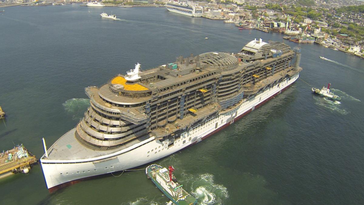 Die Neue Aida Schiffsgeneration Hier Ansehen Aida