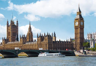 Houses of Parliament und Big Ben