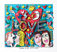 James Rizzi - Love is in the air