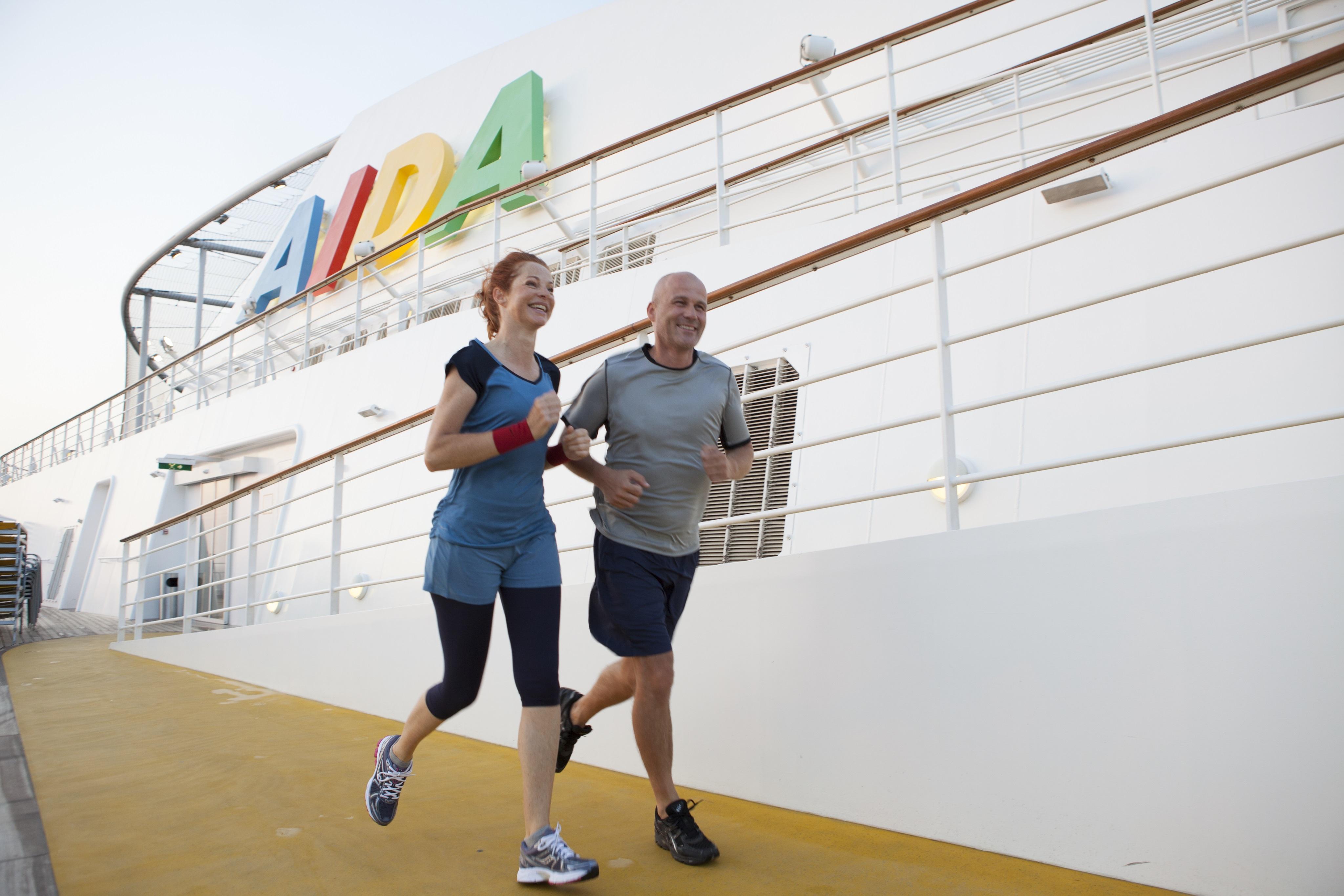 wellness und sport auf aida schiffen aida kreuzfahrten. Black Bedroom Furniture Sets. Home Design Ideas