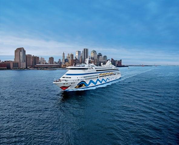 AIDAaura (© AIDA Cruises)