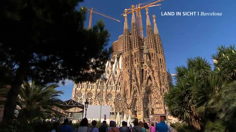Hafenvideo - Barcelona