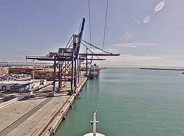 Cruise webcam for AIDAStella